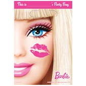 Barbie All Doll'd Up Treat Bags (8 count)