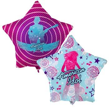 American Idol 3-D 18'' Foil Balloon