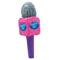 American Idol 3-D 22'' Microphone Pinata