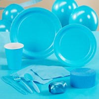 Bermuda Blue (Turquoise) Party Supplies