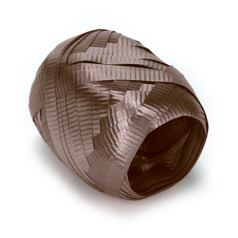 Chocolate (Brown) Curling Ribbon   50 for the 2015 Costume season.