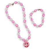 Barbie All Doll'd Up Bracelet & Necklace Set