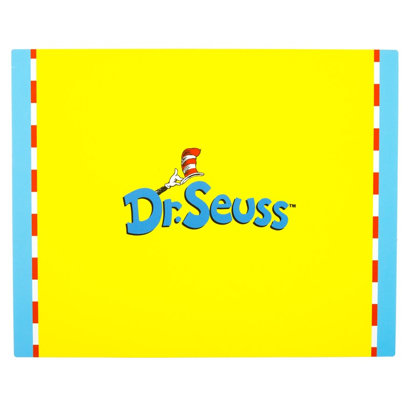 Dr. Seuss Placemats (4 count) for the 2015 Costume season.