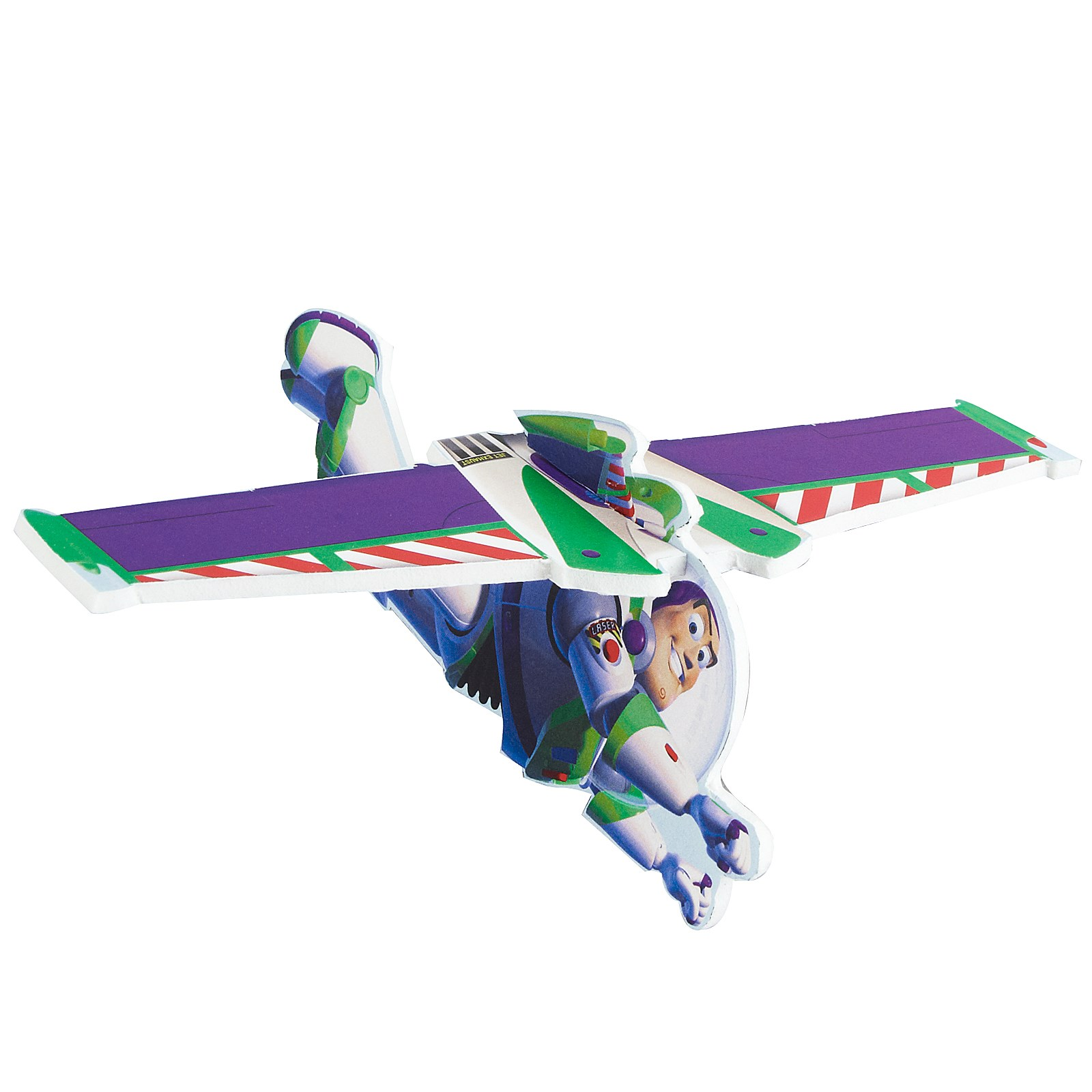 Toy Story 3 Foam Gliders 4 count