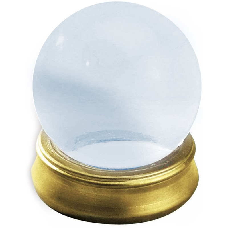 Crystal Ball with Stand for the 2015 Costume season.