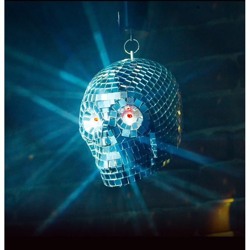 Skull Disco Ball for the 2015 Costume season.