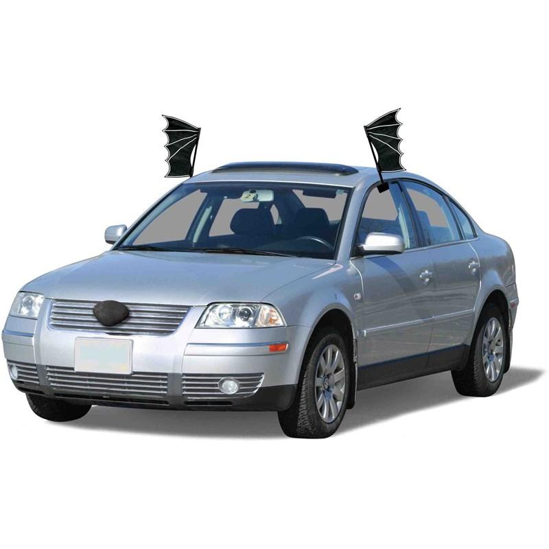 Black Bat Car Costume for the 2015 Costume season.
