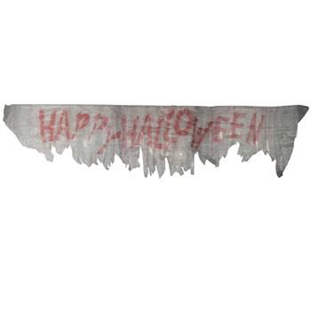 10' Happy Halloween Banner
