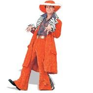 Daddy Passion Jacket Orange
