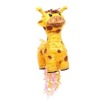 Giraffe 21 Pull-String Pinata