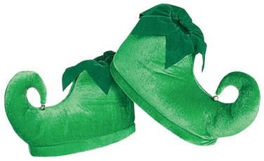 Deluxe Elf Shoes Adult