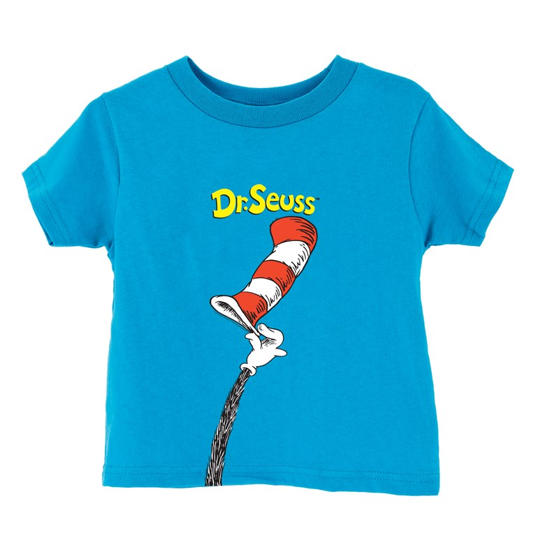 Dr. Seuss T Shirt for the 2015 Costume season.