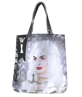 Alice In Wonderland Movie – White Witch Tote