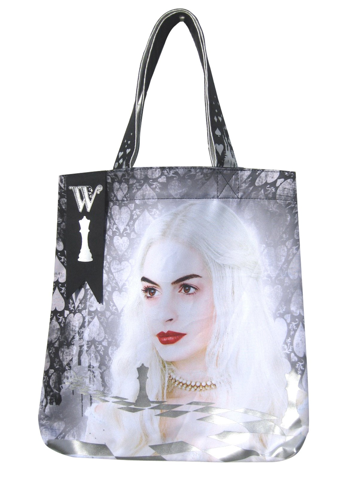 Image of Alice In Wonderland Movie - White Witch Tote