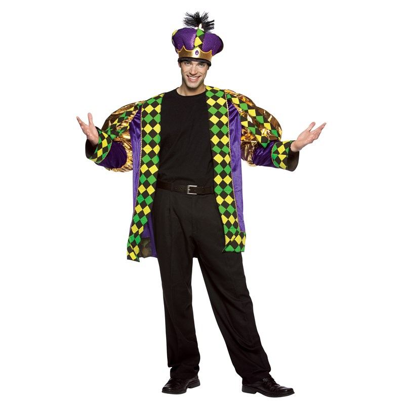 Purim King Adult Costume