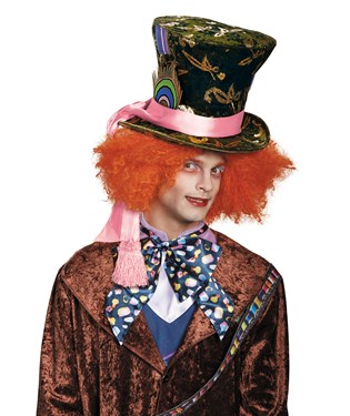 Alice In Wonderland Movie – Mad Hatter Hat Adult