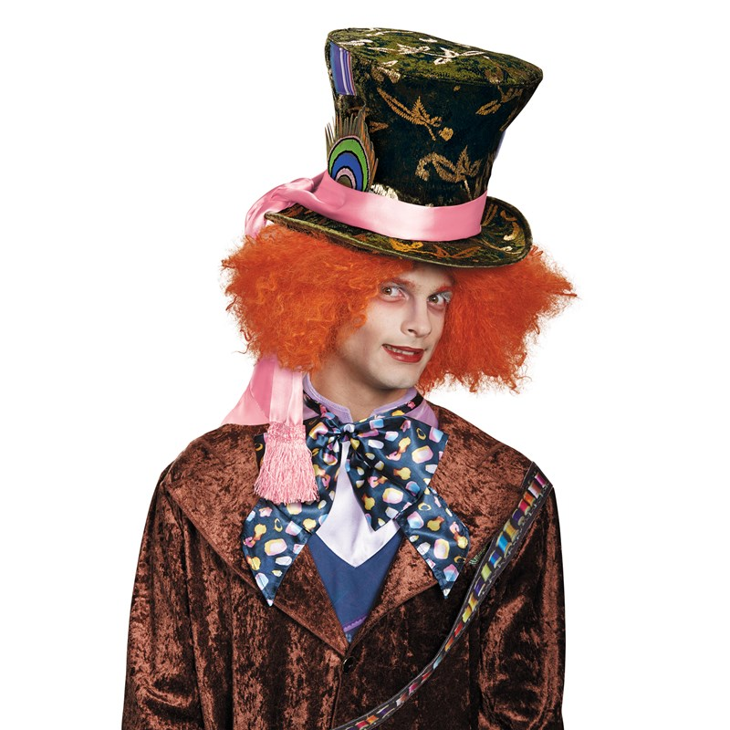 Alice In Wonderland Movie   Mad Hatter Hat Adult for the 2015 Costume season.