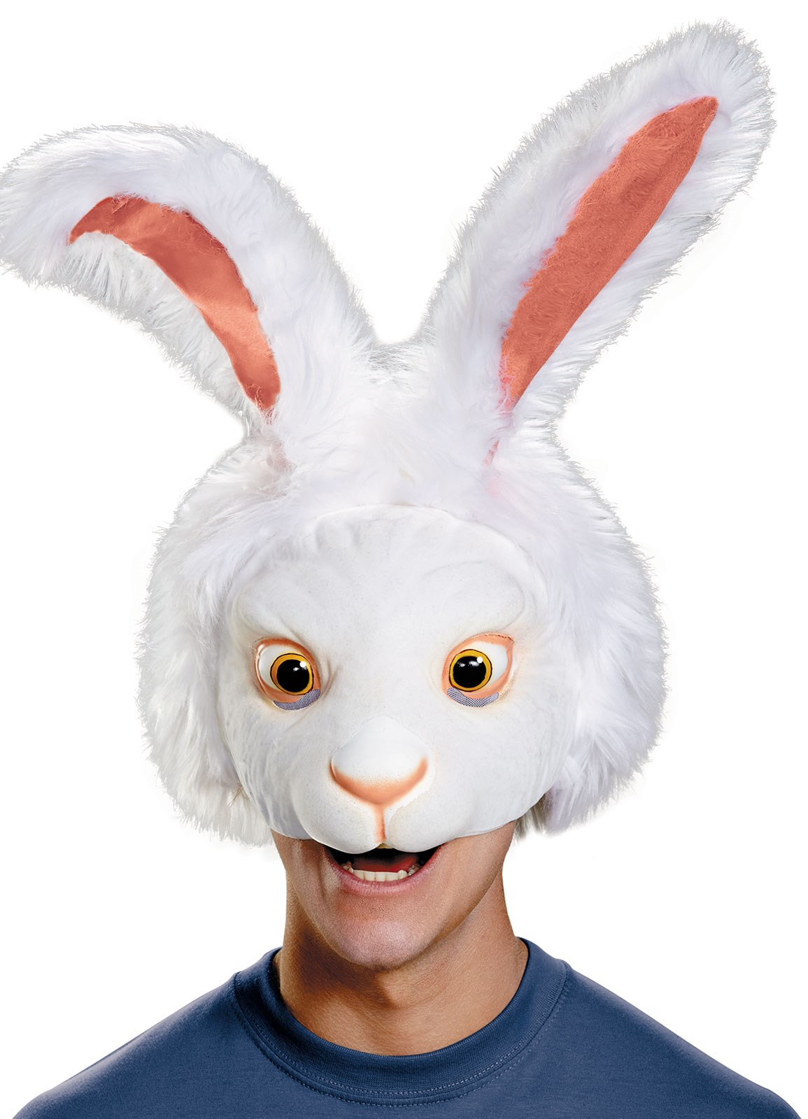 Alice in Wonderland Movie - White Rabbit Hat Adult
