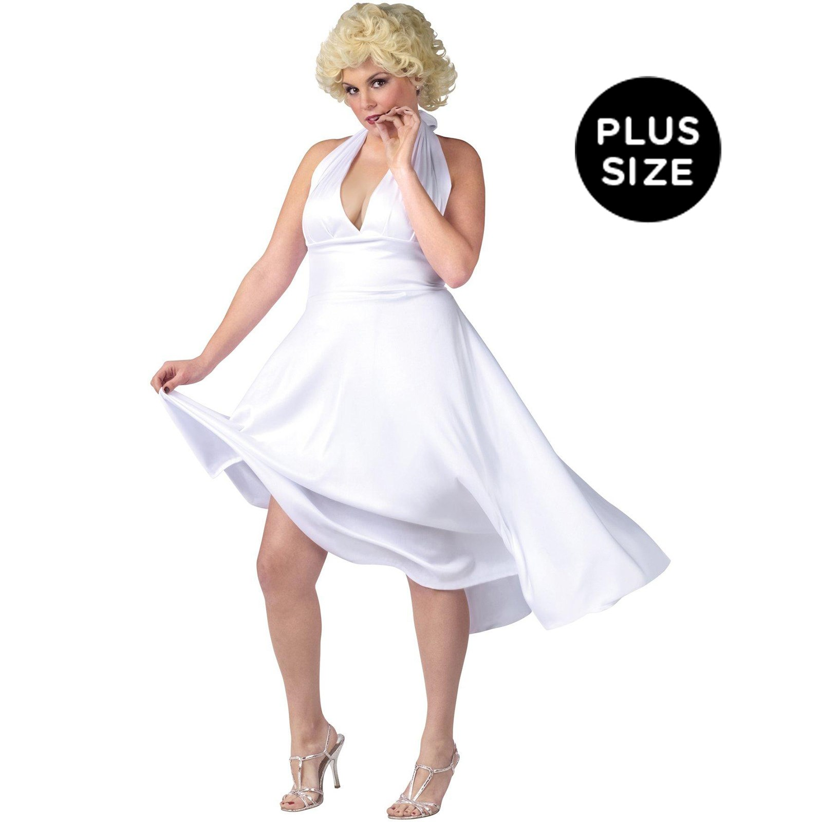 Marilyn Monroe Deluxe Classic Adult Plus Costume