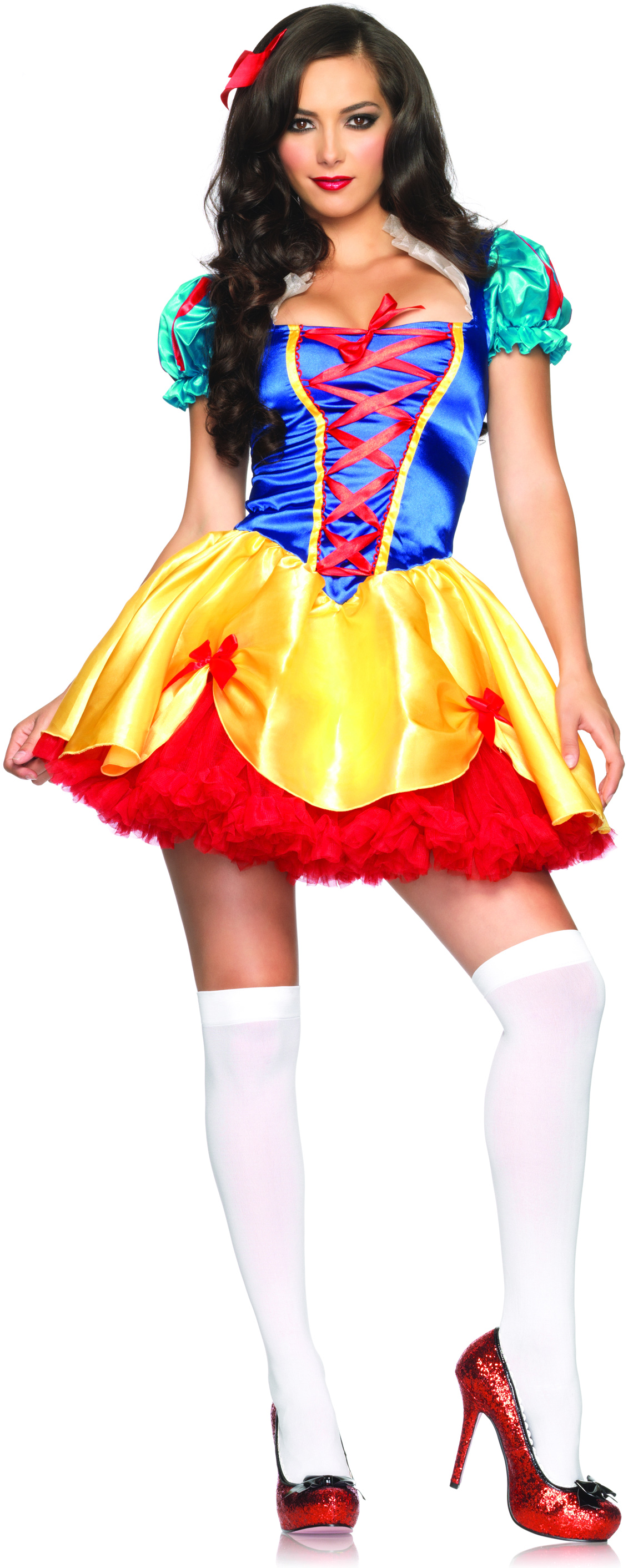 Fairy Tale Snow White Adult Costume
