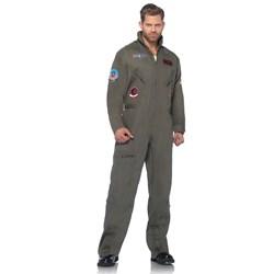 Top Gun Men's Flight Suit Adult Costume