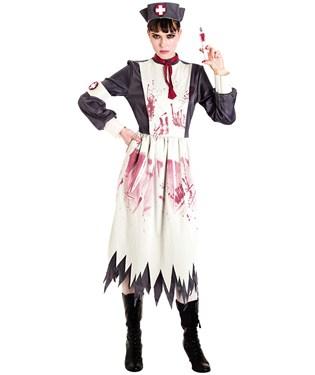 Nurse Mercy Adult Costume