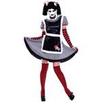 Gothic Rag Doll Adult Costume