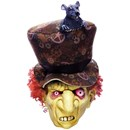 Wicked Wonderland Mad Hatter Mask Adult