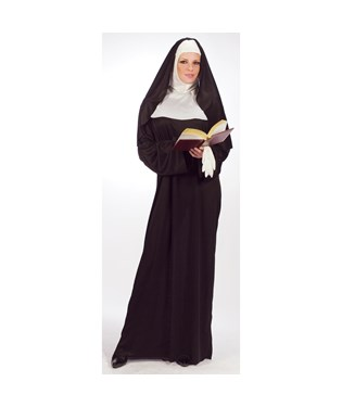 Nun Adult Costume