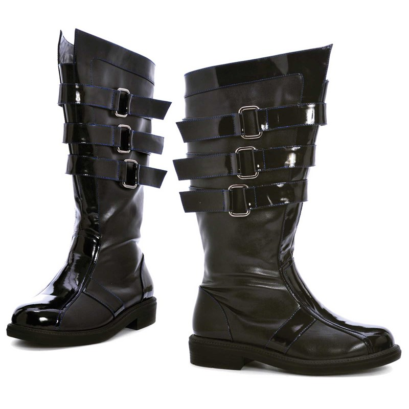 Dark Lord Adult Boots for the 2015 Costume season.