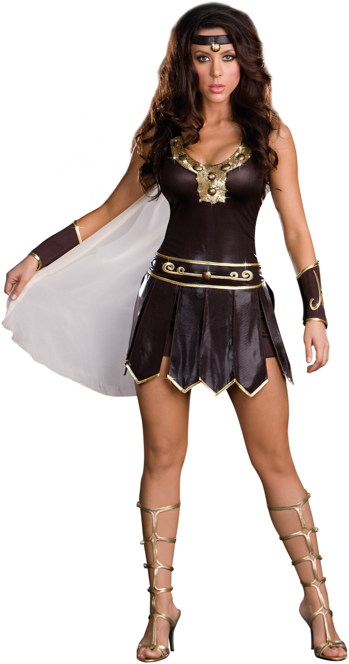 Babe-A-Lonian Warrior Woman Adult Costume