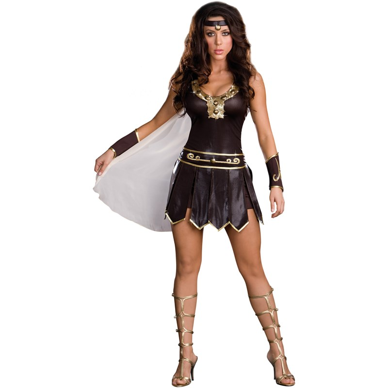 Babe A Lonian Warrior Woman Adult Costume for the 2015 Costume season.