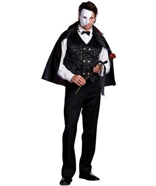 Mysterious Phantom Adult Costume
