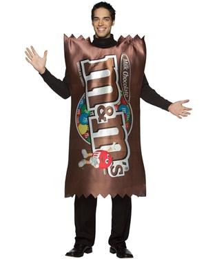 M&Ms Plain Wrapper Adult Costume