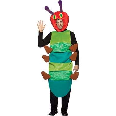 The World of Eric Carle The Very Hungry Caterpillar Deluxe Adult Costume