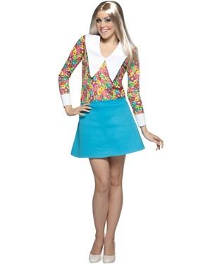 Brady Bunch Marcia Brady Adult Costume