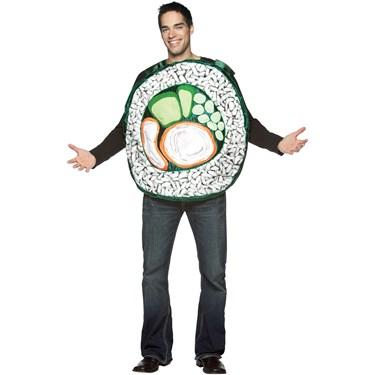 Sushi Roll Adult Costume