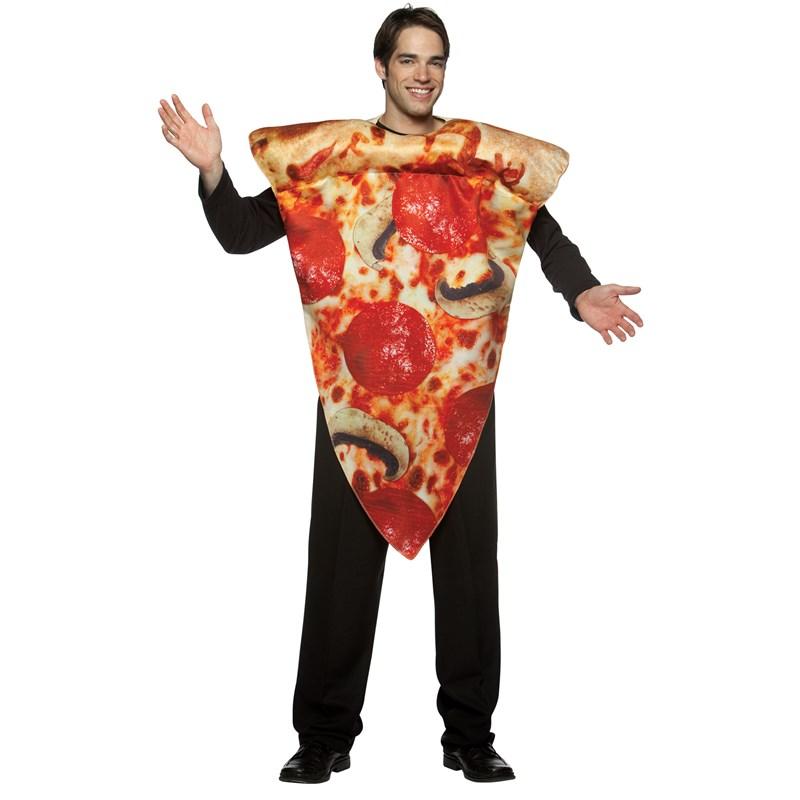 Pizza Slice Adult Costume for the 2015 Costume season.