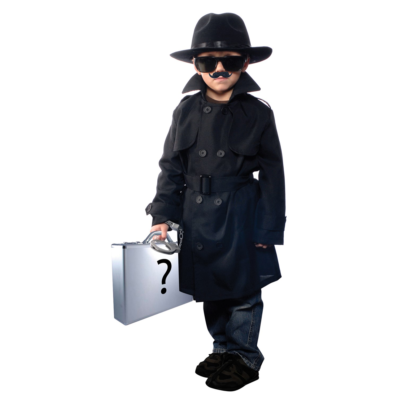 Jr Secret Agent Child Costume Buycostumes Com