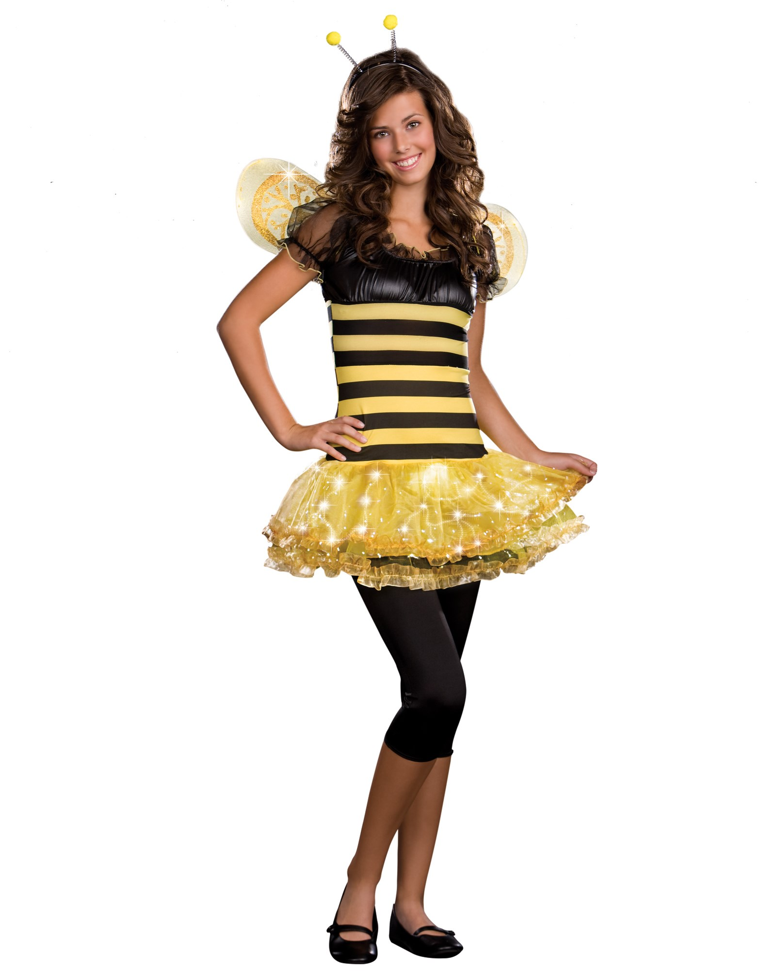 Busy Lil Bee Light-Up Teen Costume