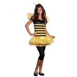 Busy Lil' Bee (Light-Up) Teen Costume
