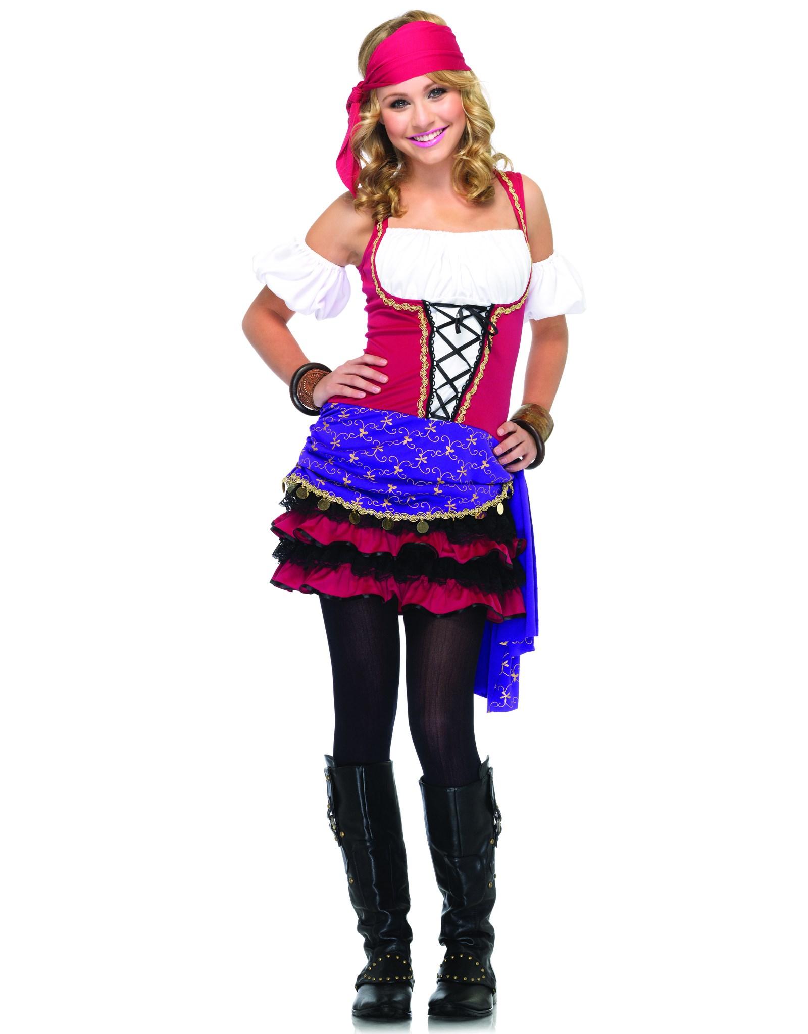 Crystal Ball Gypsy Teen Costume