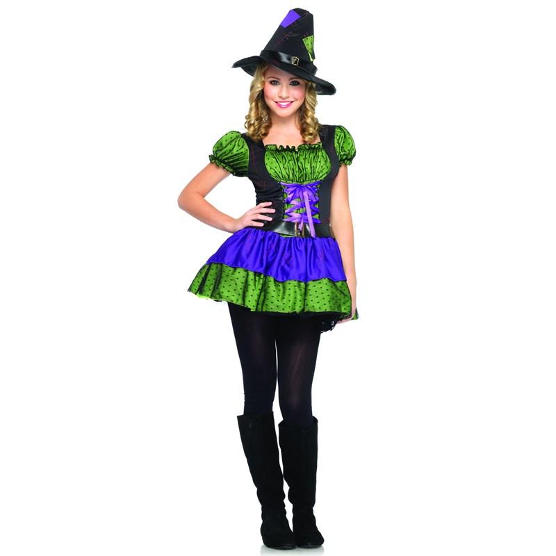Hocus Pocus Witch Teen Costume for the 2015 Costume season.