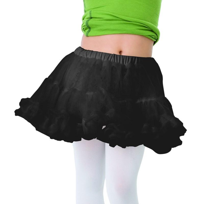 Petticoat (Black) Child for the 2015 Costume season.