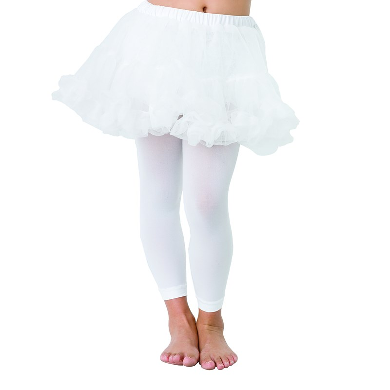 Petticoat (White) Child for the 2015 Costume season.