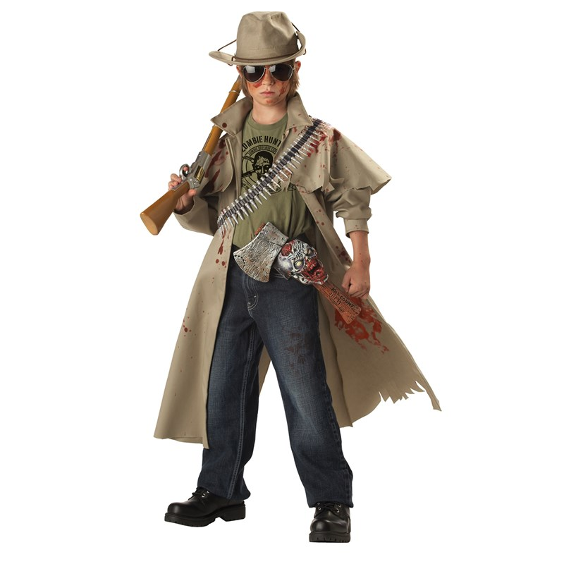 Zombie Hunter Child Costume