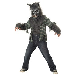 Howling At The Moon Child Costume