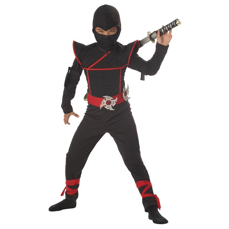 Stealth Ninja Child Costume for the 2015 Costume season.