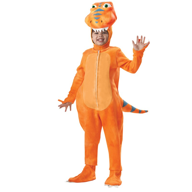 Dinosaur Train Buddy Toddler  and  Child Costume for the 2015 Costume season.
