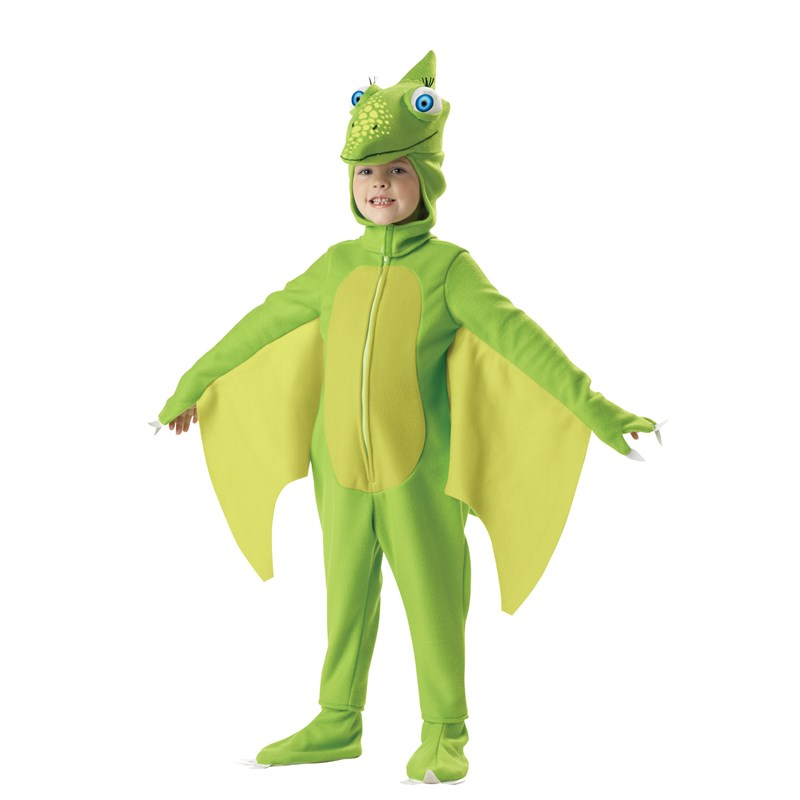 Dinosaur Train Tiny Toddler  and  Child Costume for the 2015 Costume season.